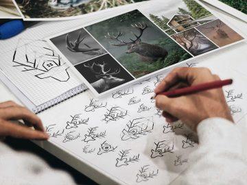 Creation of a logo